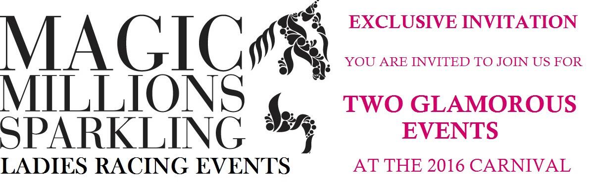 Sparkling Ladies Racing Events