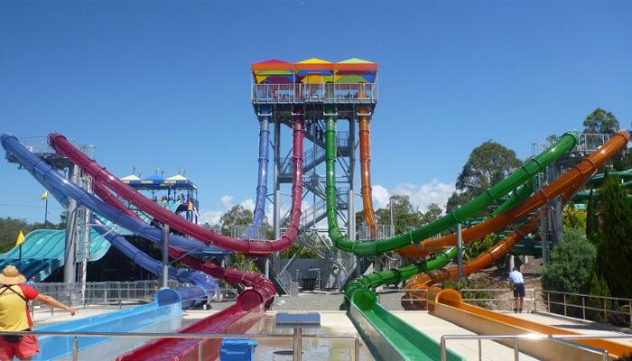 Wet 'N' Wild Theme Park