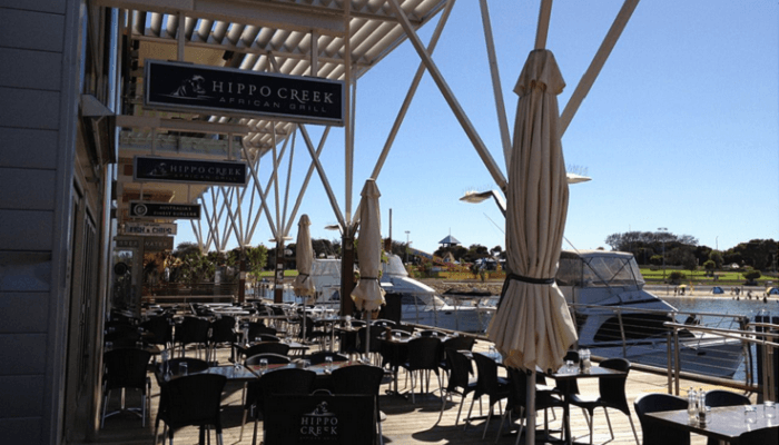 Hippo Creek Restaurant at Hillarys