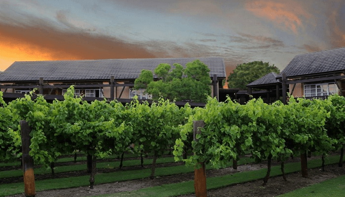The Novotel Vines Resort & Country Club in Swan Valley