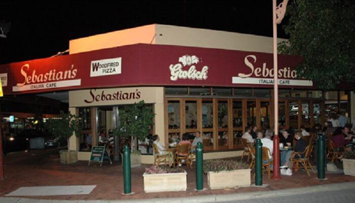 Sebastian's Italian Café