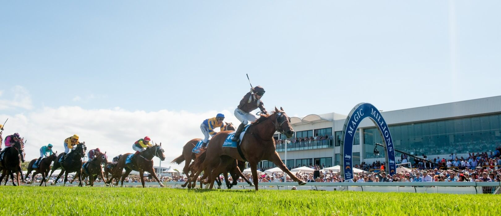 Record First Entries for Feature Races on Australia's Richest Raceday