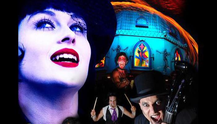 Draculas Theatre Restaurant