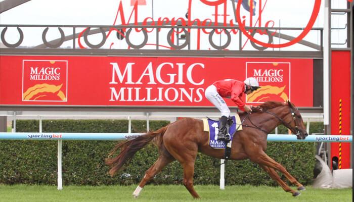 Magic Millions Doubles Adelaide Classic Prizemoney