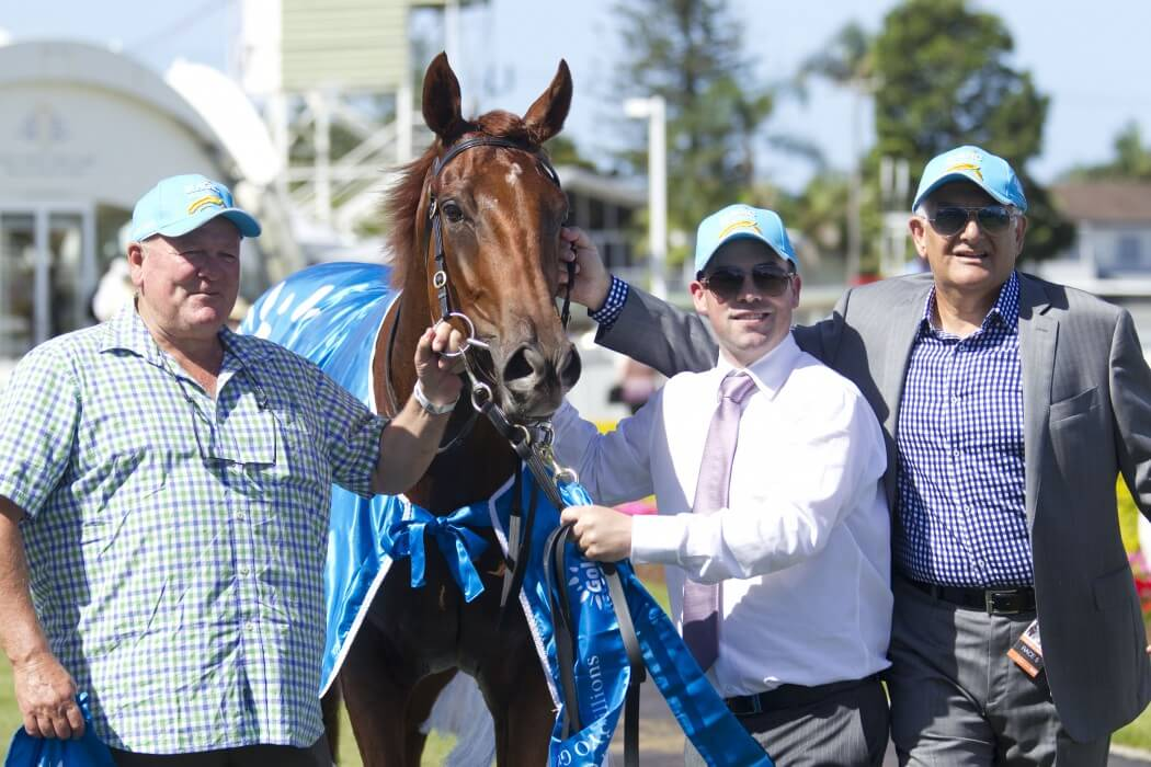 Deiheros Bags Another Magic Millions Feature