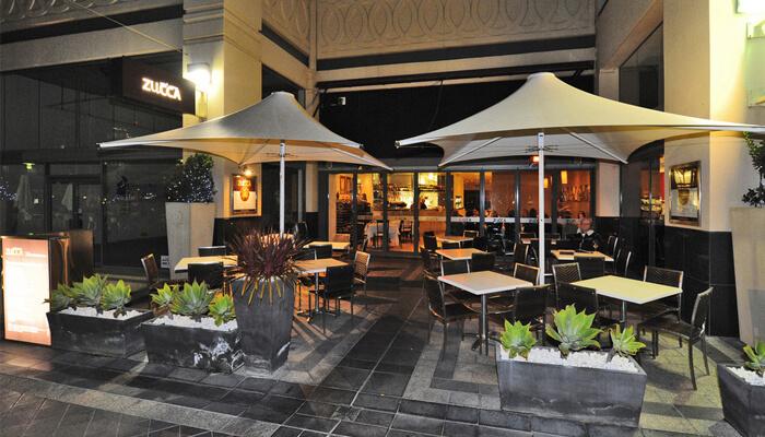 Zucca Greek Mezze Restaurant
