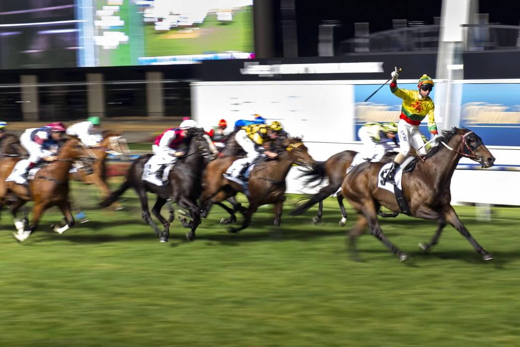 Lucky Pair Lead Magic Millions Charge