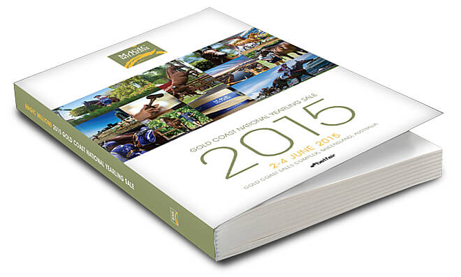 National Yearling Sale Catalogue Now Online
