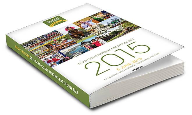 National Racehorse Sale Catalogue Now Online