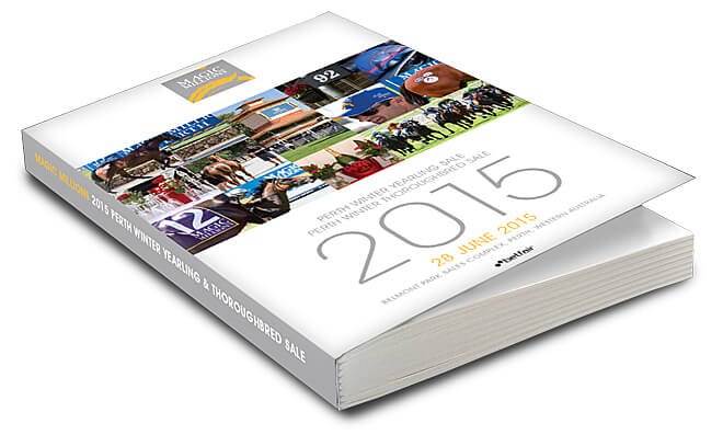 Perth Winter Yearling & Thoroughbred Catalogues Now Online