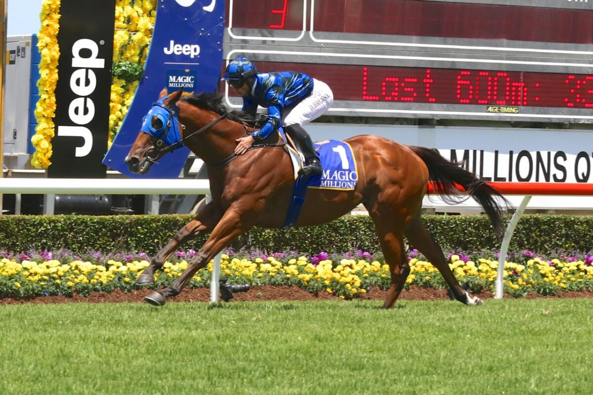 Buffering Smashes Through $6M Barrier
