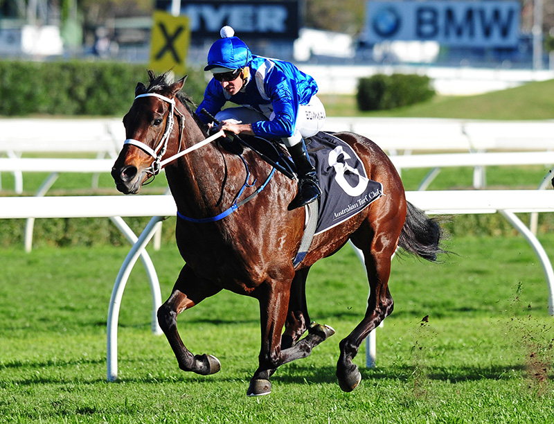 Champion Winx All Class in Warwick Stakes