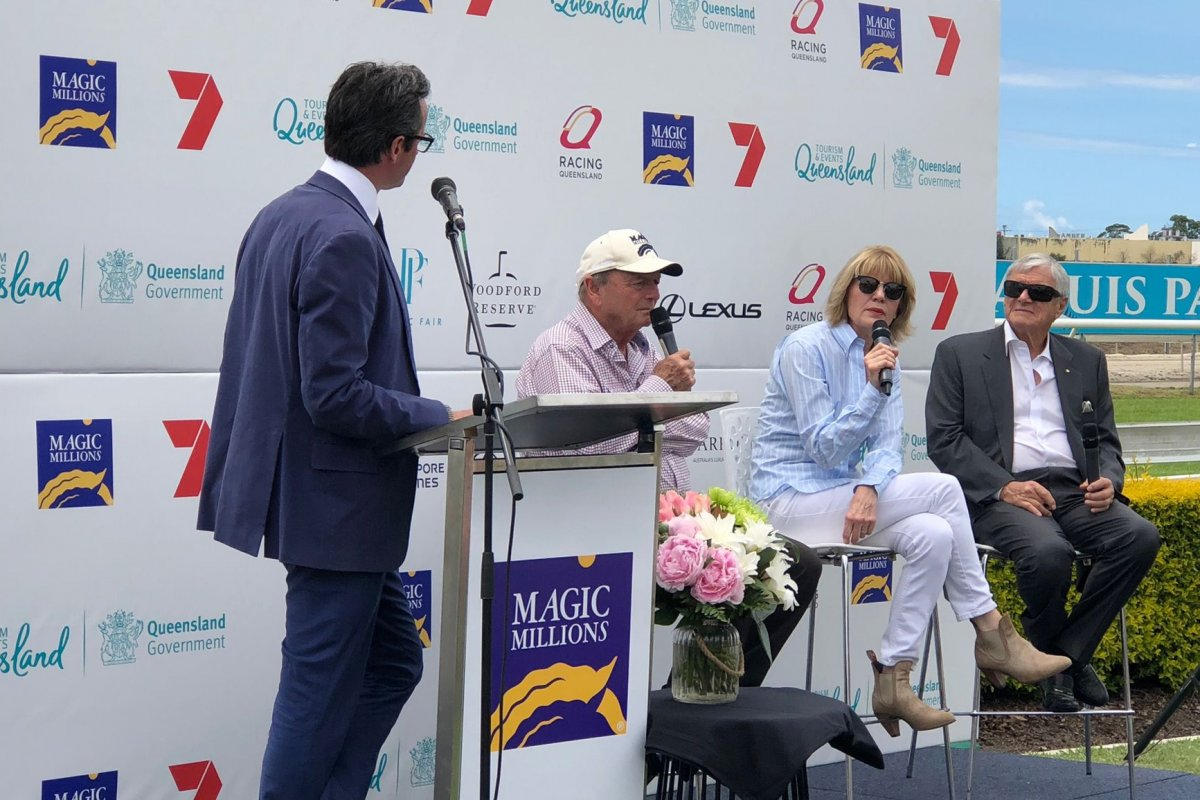 Channel 7 extends coverage of Magic Millions Raceday to 2020