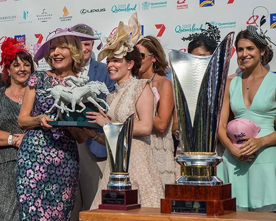 Magic Millions Racing Women Ignites Global Surge in Female Participation