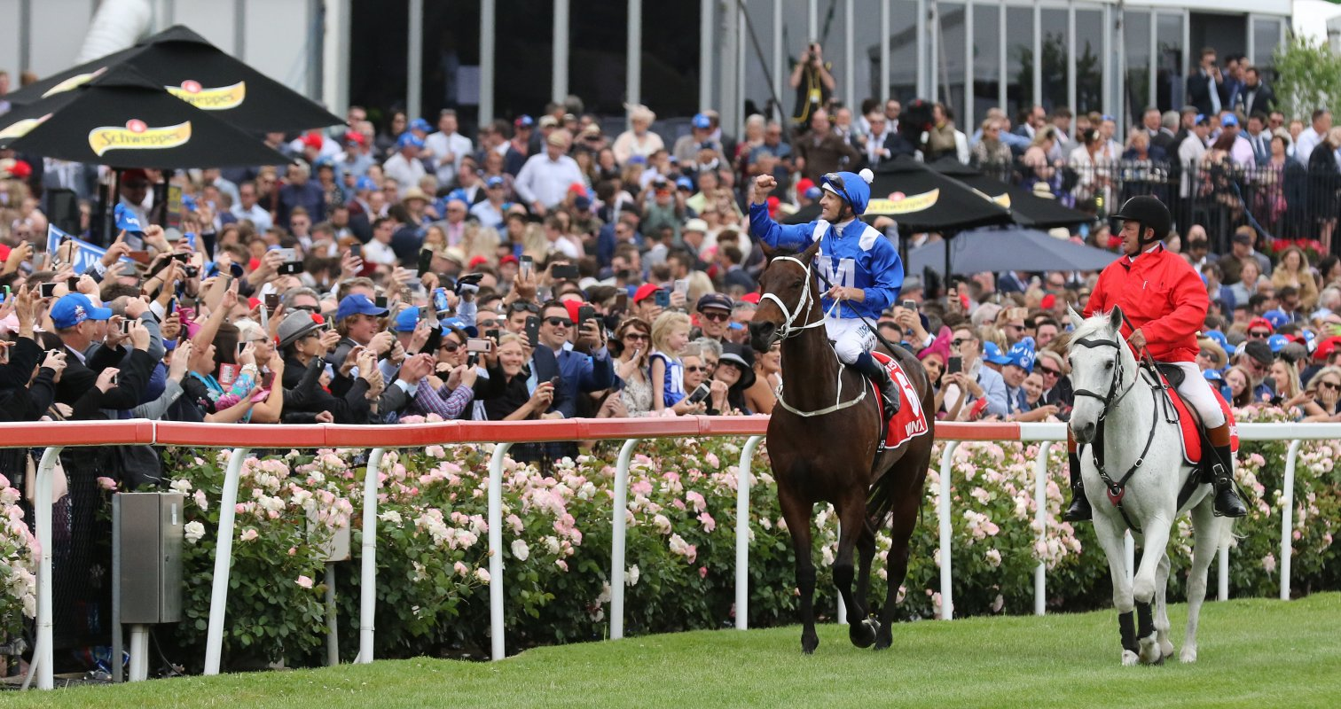 Spring into Summer – Winx Charges to History