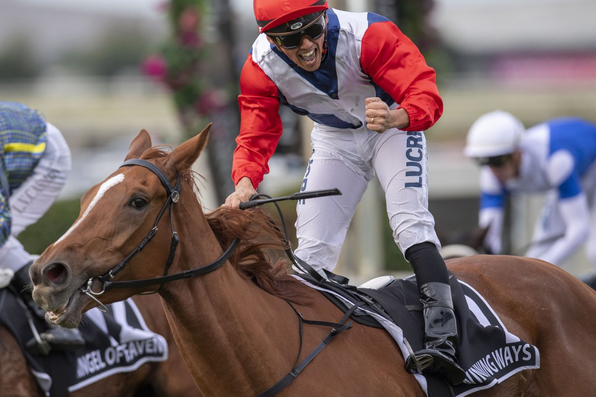 Winning Ways Scores Emotional Oaks Triumph