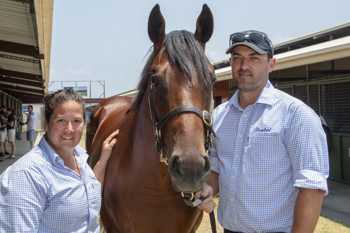 Exceed and Excel Colt on Top on Day Three