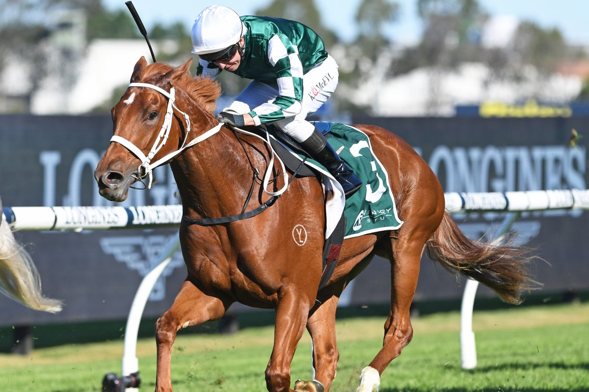 Hungry Heart Gobbles Them Up in Group One