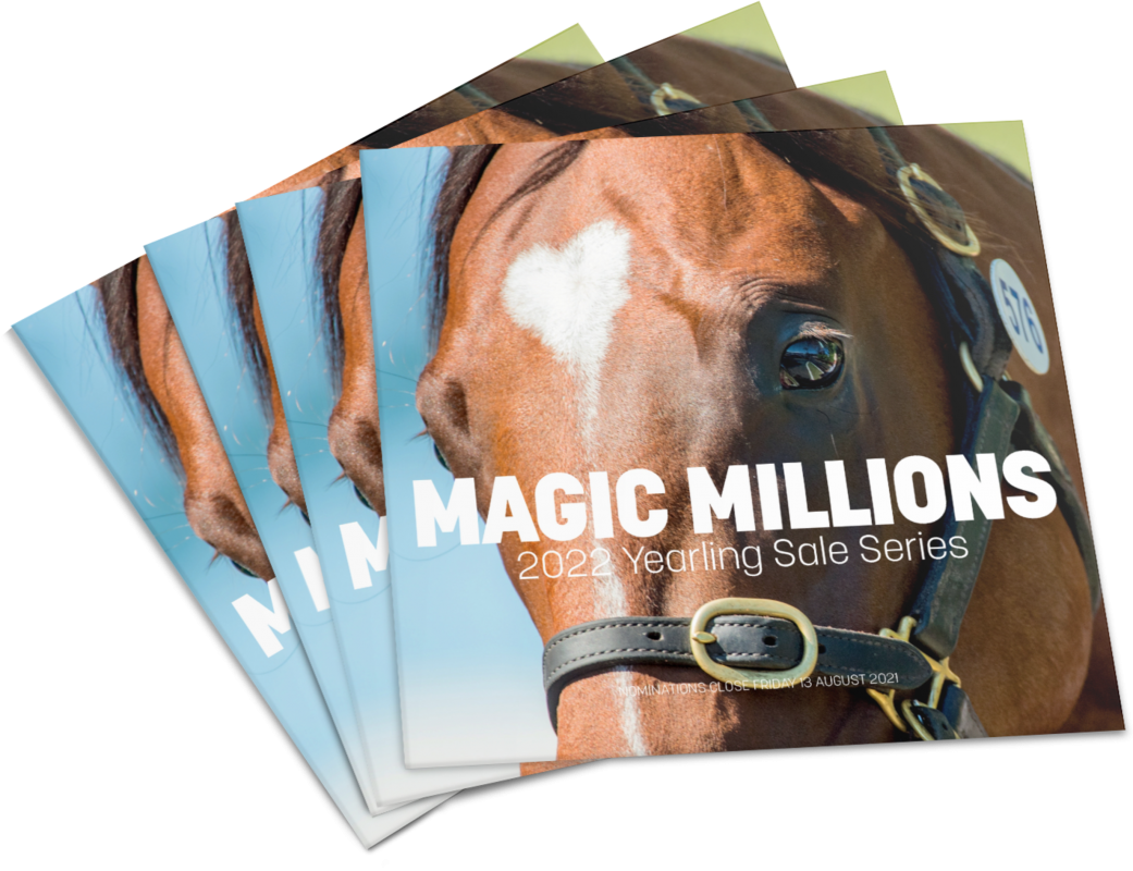 Entries Open for 2022 Magic Millions Yearling Sale Series